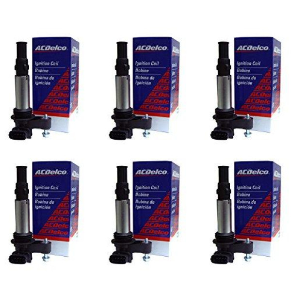 New Acdelco Mexico High Performance Ignition Coil For