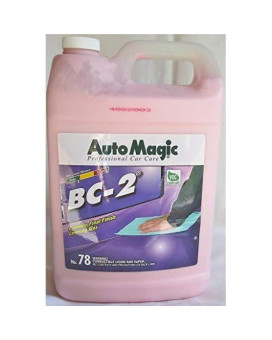 Auto Magic Bc-2 Premium Wax 78 - Wax & Polish In One - 1 Gal