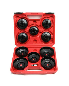 ATC 10 Piece Oil Filter Wrench Set