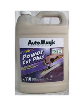 Auto Magic Power Cut Plus For Heavy Oxidation - 1 Gal