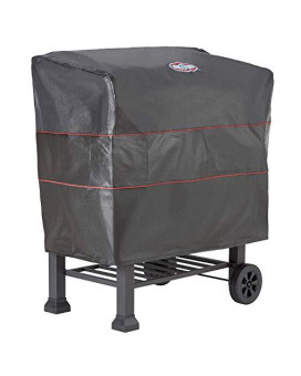 Kingsford Black Barrell Grill Cover