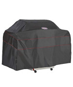 Kingsford Black Kettle BBQ Grill Cover, Medium