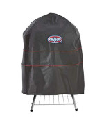 "Kingsford 24"" Black Charcoal Grill Cover"