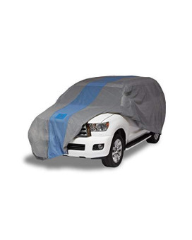 Duck Covers Defender SUV/Truck Cover, Fits SUVs or Trucks with Shell or Bed Cap up to 17 ft. 5 in. L