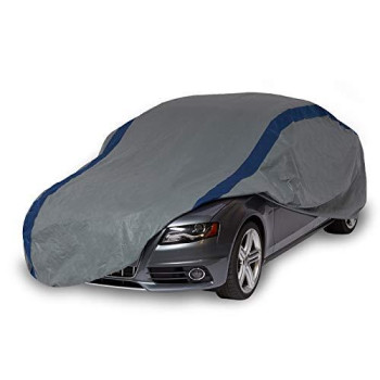 Duck Covers Weather Defender Car Cover, Fits Sedans up to 16 ft. 8 in. L