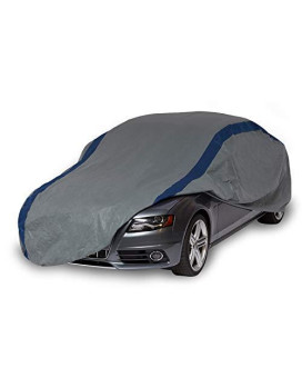 Duck Covers Weather Defender Car Cover, Fits Sedans up to 22 ft. L