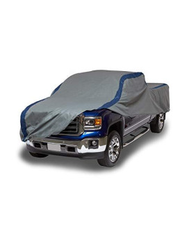 Duck Covers Weather Defender Pickup Truck Cover, Fits Standard Cab Trucks up to 16 ft. 5 in. L