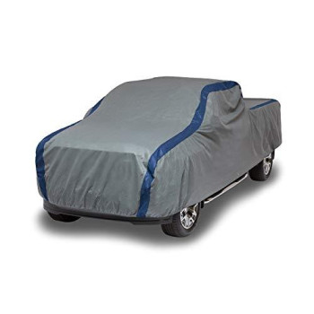 Duck Covers Weather Defender Pickup Truck Cover, Fits Regular Cab Trucks up to 17 ft. 5 in. L