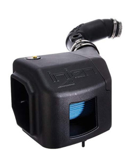 EVO7001-Chevrolet - Durable, fully enclosed, rotational molded induction system. 100% CAD designed for an easy install. This kit comes complete with a built-in filter minder for easy filter maintenance. The EVO7001 utilizes the biggest SuperNano-Web dry f