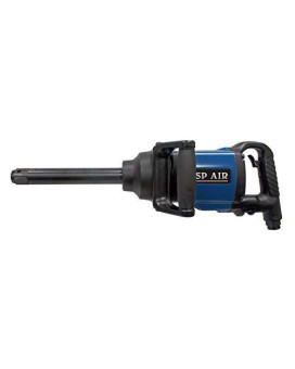 """1"""" HEAVY-DUTY IMPACT WRENCH WITH 8"""" EXTENDED ANVIL"""