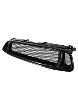 FRONT GRILL BLACK