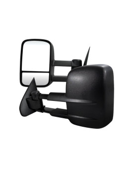 TOWING MIRRORS - POWER - RMX-SIV14H-P-FS