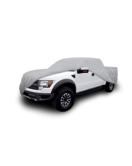 """EliteShield Truck Cover fits up to 18'5"""""""