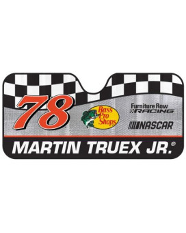 2018 Martin Truex Jr. Bass Pro Shops Sunshade