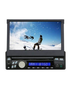 """Tview 7"""" Indash Single Din Receiver Bluetooth MP3/CD USB/SD Remote"""