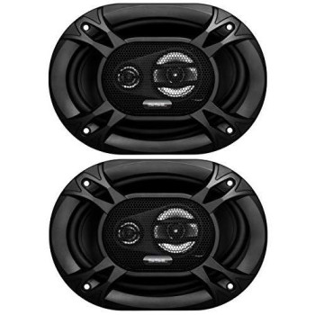 "Soundstorm 6x9"" 3-Way Speaker 300W"