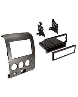 American Int'l 2004-07 Nissan Aramada/Titan Install Kit-Single Din