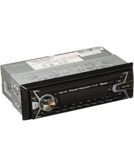 Power Acoustik AM/FM/USB/SD/BT Mechless