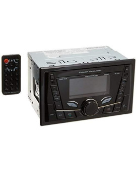 Power Acoustik D.Din AM/FM/USB/SD/BT Mechless