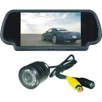"Tview 8.1"" Rearview mirror with camera"