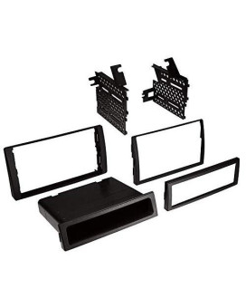INSTALLATION KIT '02-06 TOYOTACAMRY W/POCKET;AMERICAN INT'L
