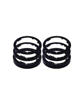 """AI 6.5"""" & 6.75"""" Stackable Speaker Extensions Combo pack 3 Pairs"""