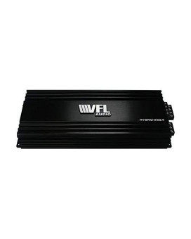 VFL AUDIO Hybrid Amplifier 4 Channel 1000 watts max