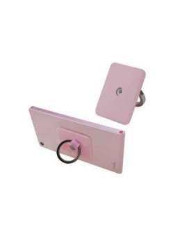 Xcessor Phone Ring Holder - Adhesive Universal Phone/Tablet Holder And Stand. Pink
