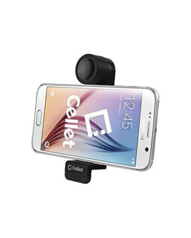 Cellet Vehicle Air Vent Phone Holder Mount Compatible With Iphone 11 Pro Max Xr Xs Max X Se 8 7 Plus Galaxy S10 S9 S8 S7 Note 10 9 8 Pixel 4 3 Xl And Any Other Device Up To 3.5 Inches Wide