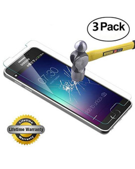 Sooyo Galaxy Note 5 Screen Protector, Sooyo(Tm) Premium Tempered Glass Screen Protector (2.5D Round Edge/99% Clarity/0.3Mm/Shatter-Proof/Bubble Free) For Samsung Galaxy Note 5 [3Pack]