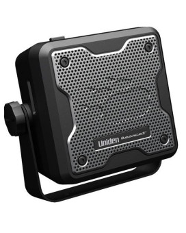 Uniden (Bc15) Bearcat 15-Watt External Communications Speaker. Durable Rugged Design, Perfect For Amplifying Uniden Scanners, Cb Radios, And Other Communications Receivers