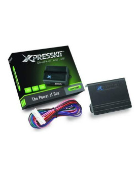 Xpresskit Canmax Series Canmax400Dei Docking Combo Bypass And Door Lock/Security Interface