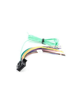 Xtenzi Car Radio Wire Harness Compatible With Pioneer Cd Dvd Navigation In-Dash - Xt91011