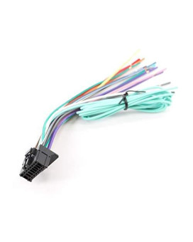Xtenzi 16 Pin Car Radio Wire Harness Compatible With Pioneer Cd Dvd Navigation In-Dash - Xt91007