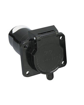 Bargman 50-77-001 7-Way Thermo-Plastic Connector - Car End