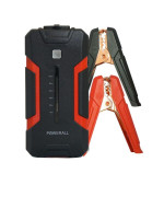 Xl3 1000A Jump Starter W/ Titan Clamps & Carrying Case