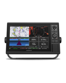 "Garmin GPSMAP1222 12"" Plotter Worldwide Basemap"