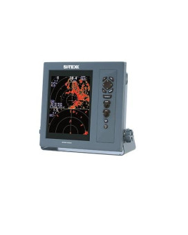 "Sitex T2010 10.4"" Color Radar With 12Kw 4.5' Open Array"