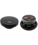 Dti Ds65Mr 6-1/2A? 220 Watts Max Power 2-Way Marine Boat Water Resistant High Power Audio Stereo Coaxial Speaker System (White)