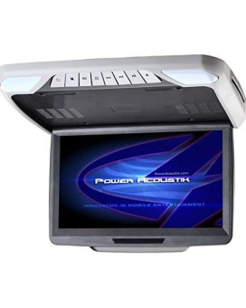Power Acoustik Pmd-143H Ceiling Mount Dvd Overhead With 143 Lcd/Mobilelink