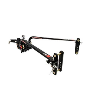 Camco Eaz-Lift ReCurve R6 Weight Distributing Hitch Kit with Adjustable Sway Control - 1000 lb Tongue Weight Capacity |Heavy Duty and Rust Resistant Design - (48733)