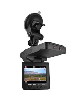Dp Audio Video 25 Hd Dash Cam With Night Vision