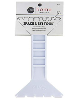 Dritz Home 44101 Space And Set Tool For Decorative Nails