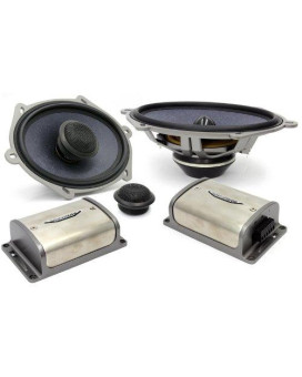 """Xs-57 - Image Dynamics 5""""X7"""" 2-Way Component Speaker System"""