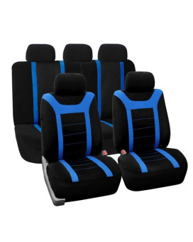 Sports Seat Covers - Blue