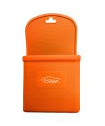 Silicone Phone Holder - Orange