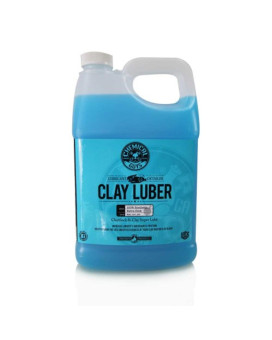 Chemical Guys WACCLY100 Luber Clay and Clayblock Synthetic Lubricant and Detailer - 1 gal.