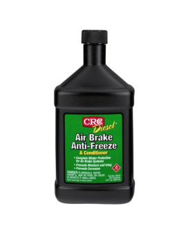 CRC 5532 Diesel Air Brake Anti-Freeze and Conditioner - 32 fl. oz.
