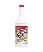 Gold Eagle 21302 Universal Power Steering Fluid, 12 Fl oz.