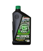 Green Earth Technologies (1104) G-OIL 5W-20 Bio-Based Advanced Full Synthetic Motor Oil - 1 Quart Bottle